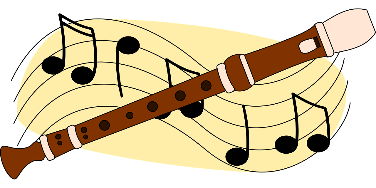 flute-34528_1280